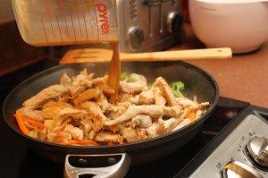 pork stir fry sauce