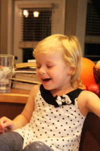 Banana Chocolate-Chip Muffins- Laughing