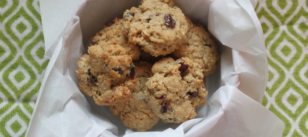 Oatmeal-Coconut Cookies